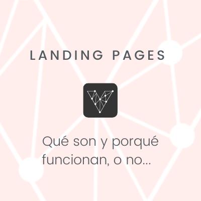 Landing Pages ejemplos