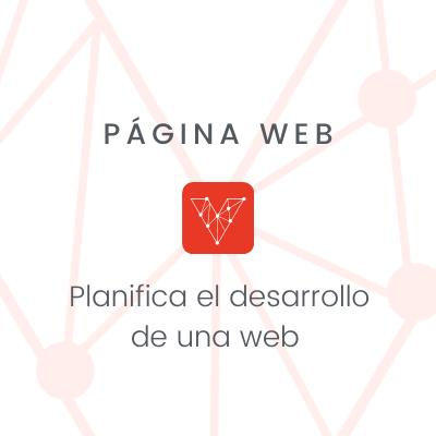 Planificar el desarrollo de una web